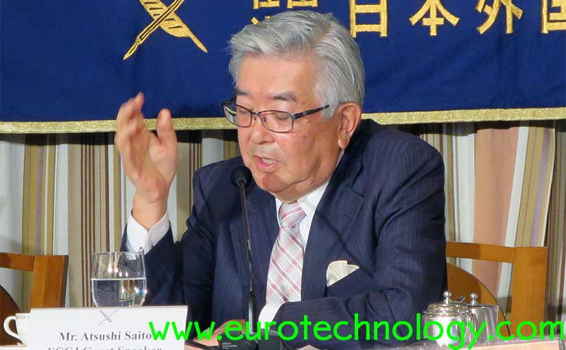 Japan Exchange Group CEO Atsushi Saito: surprised about the speed of implementation of corporate governance reforms in Japan